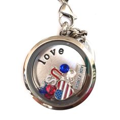 Air Force Locket - P2 Dream Lockets