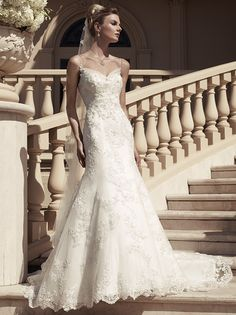 Casablanca 2117 - Venus Bridal Collection