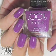 LOOK Nail Color: 4-Piece Fall Collection