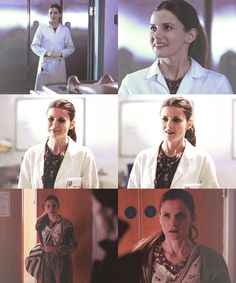 Molly. I admire her so much. She had some really great character progression and I think a lot of people forget that,