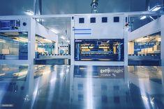 Stock Photo : solar panel manufacturing