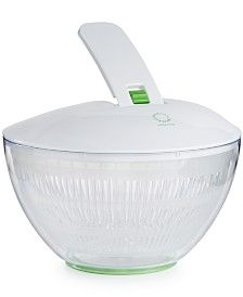 Martha Stewart Collection Salad Spinner, Only at Macy's