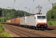 RailPictures.Net Photo: 186 909 Crossrail BR 186 at Cologne, Germany by…