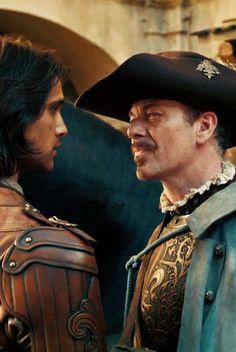 D'artagnan & Treville