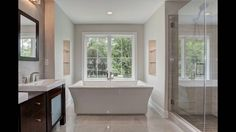 Contemporary Mediterranean New Homes For Sale McLean Bethesda