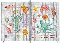 "Gallery.ru / Los-ku-tik - Album ""Naturaleza au point de croix - 2011"""