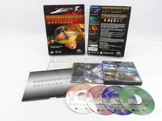 Independence War: The Starship Simulator Special Edition for PC by Infogrames