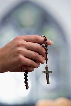 Quiet prayer and contemplation.