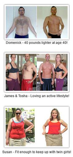 Amazing results with the Body By Vi Challenge! www.brandibaricza.bodybyvi.com