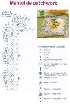Crochet Boarders, Crochet Edging Patterns, Knitting Patterns, Crochet Doilies, Crochet Flowers, Crochet Lace, Crochet Angels, Beautiful Flowers Wallpapers, Crochet Home Decor
