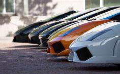 minha mini coleção de carros