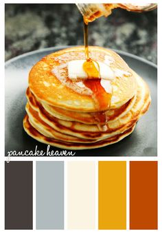 Gold On The Ceiling: Pancake Heaven
