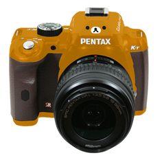 Rilakkuma x PENTAX K-r model