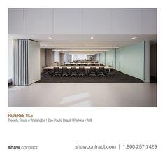 Trench, Rosse e Watanabe | Sao Paulo Brazil | Perkins+Will - Reverse tile