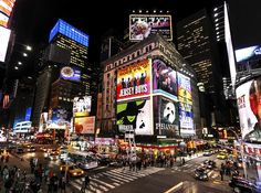 New York City... Here we come!!!
