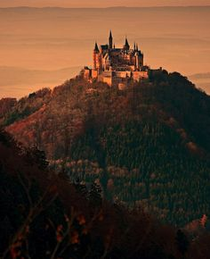 "europanazione:  ""Hohenzollern schloss - Germany  """