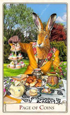 alice in wonderland tarot - Bing Images