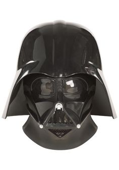 Authentic Darth Vader Mask and Helmet Set