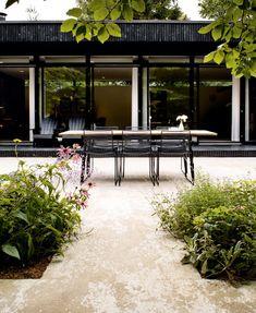 Dreaming of summer via facing north with gracia   summer cottage outdoor contemporary garden