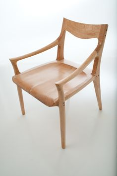 Sam Chair   Constructed Of Tiger Maple, This Chair Is Named After Its  Inventor And One Of My Influences, Sam Maloof. Itu0027s An Updated Version Of  His Classic ...
