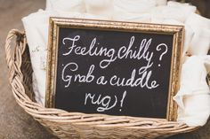 Grab a cuddle rug. Unique wedding idea. Photographer: Jeremy Beasley. Australian Cattle Station Wedding | The Bride's Tree - Sunshine Coast Wedding