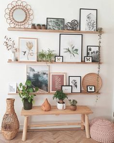 Home Decor Furniture, Diy Home Decor, Living Room Decor, Bedroom Decor, Boho Living Room, Small Space Interior Design, Interior Design Living Room, Living Room Designs, Hallway Wall Decor