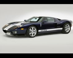 Cool as dark Blue Ford GT! sweet!