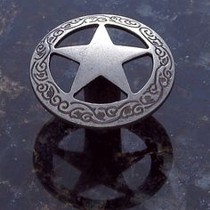 Shop Hardware House 64-4 Texas Star Cabinet Knob at ATG Stores ...