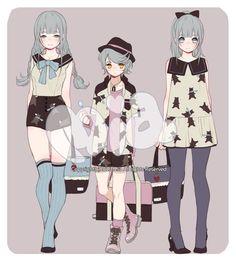 Loli//familia//gemelas y hermano menor