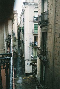 Siauros gatvelės