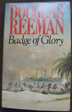 in Signed and dated 'To Jerry in Friendship' by Reeman on the title page Tossed, Seas, Badge, Fiction, Novels, History, Books, Historia, Libros