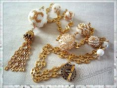Beads Perles: **Alondra***