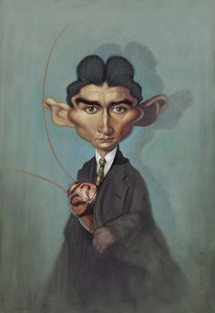 kafka caricatures - Google Search