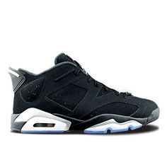 7a2bcad62898 Air Jordan 6 Retro Low Black Metallic from Reliable Big Discount! Air  Jordan 6 Retro Low Black Metallic and more on Y