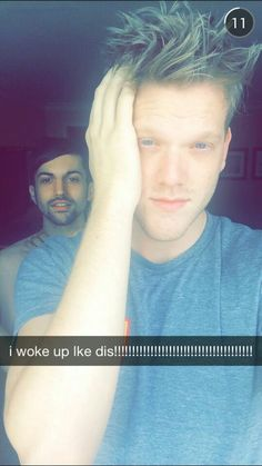 Flawless Scott's all nasty and Mitch as all perfect