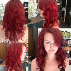 redhead - Colors of Wonderland by Alice www.colorsofwonderland.se