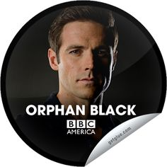 Orphan Black: Conditions of Existence sticker