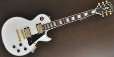 BURNY / RLC-85 White Guitar Free Shipping! δ