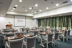 Atlantis Conference Hall #business #businesshotel #meetings #events #corporateevents #hotel #OlympicAthens #CivitelHotels What Is Bold, Business Meeting, Atlantis, Corporate Events, Athens, Olympics, Conference, Modern, Furniture