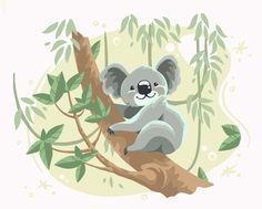 Gallery - Brittany Harris Illustration Koala