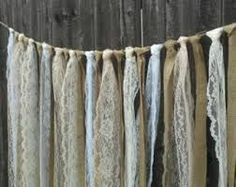 Like the idea of doing multiple neutral shades of lace