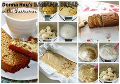 Donna Hay's Banana Bread converted for the Thermomix. It's the best banana bread I've ever made. Banana Bread Receipe, Best Banana Bread, Thermomix Bread, Thermomix Desserts, Donna Hay Recipes, Bellini Recipe, Cake Recipes, Dessert Recipes, Just Cakes