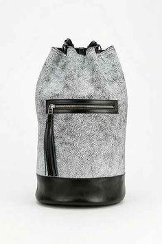 The Leather Atelier Tectonic Bucket Backpack