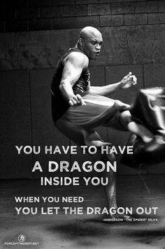 Force Fitness, Personal Training, Fitness, Anderson Silva, Motivation, UFC, MMA, Inspiration