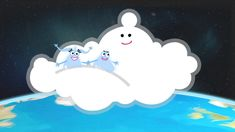 kolobeh vody 1 Science For Kids, Green Day, Snoopy, Animation, Make It Yourself, Children, Youtube, Water Cycle, Manualidades
