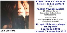 expo-lea-guittard à Ajaccio jusqu'au 30 novembre