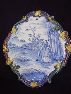 Faïence de Delft XVIIIe
