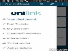 Unilink  Android App - playslack.com ,  Unilink serves the Southampton area, taking customers from the university to city centre and local areas.Key features on our free app:- Buy tickets in the app to use immediately, or save for later - You can even send mobile tickets to other people and payments are made securely with your credit or debit card, PayPal and Pingit- Twitter updates- Customise how the app looks, with what's most important to you and make your home or workplace stops as your…