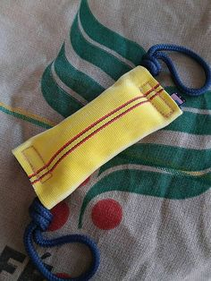 Heavy Duty Recycled Fire Hose Double By Puppyluvpetboutique Dogs