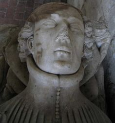 Richard of Willoughby Chief Justice, Effigy, 14th Century, Family History, Death, Sculpture, Statue, Surrey, Royals
